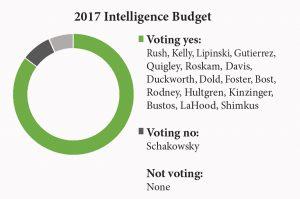 2017 intelligence budget