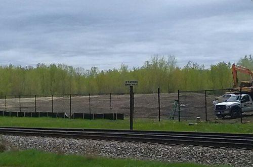 Demolished Factory Site Familiar To Gliniewicz