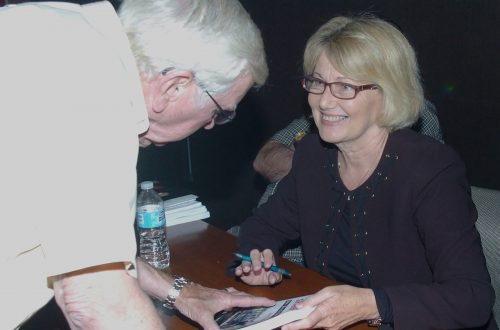 'Mob princess' tells tales of Shelton gang, notorious for illegal activities in 1930s, '40s