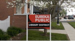 Friends of the Library will be hosting a book sale at the Eureka Public Library on Saturday, May 21. (Photo courtesy Eureka Public Library)