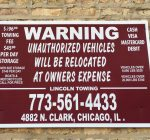 Lincoln Towing wants proof of problems