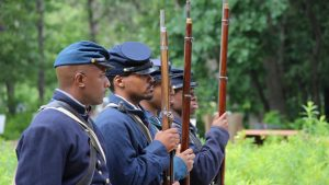 The Cook County Juneteenth celebrates freedom, family and country with a program on the Underground Railroad program.