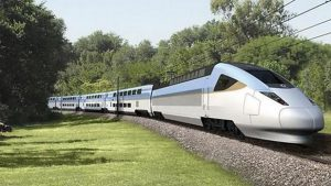 High-speed rail service between Chicago and St. Louis is just a little more than a year away, according to the Illinois Department of Transportation. (Photo courtesy Illinois Department of Transportation)