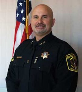 Kendall County Sheriff Dwight Baird