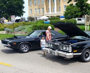 The Elgin History Museum is hosting its annual Classic Car Show from 10 a.m. to 3 p.m. on Sunday, July 17. The museum will be open for tours along with various drinks and food for purchase. Free admission. (Photo courtesy Elgin History Museum)