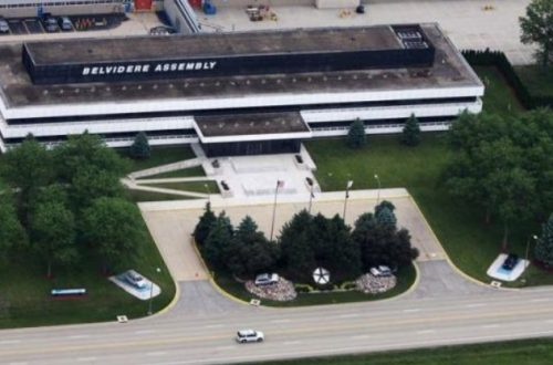 Belvidere auto plant adds new line, 300 jobs