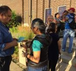 Families say goodbye at Broadview deportation center