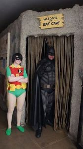 : Peoria Zoo, 2320 N. Prospect Road, will host Superhero Day at the Zoo Saturday and Sunday, July 30-31. (Photo courtesy Peoria Zoo)