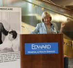 Edward marks 50th anniversary of first Medicaid beneficiary