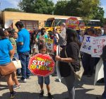ICE raid of Chicago street-corner day labor site protested