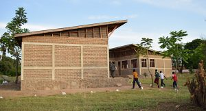LCRC - The library and community resource center. (Photo provided by Tanzania Development Support.)