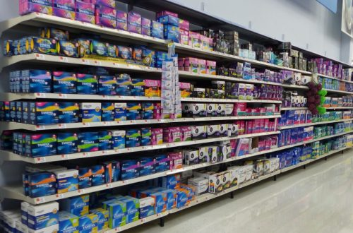 Illinois ends taxes on feminine hygiene products