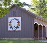 Heritage Trail barn quilt event celebrates region's history