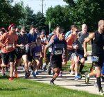 Oswego residents run for their neighbors in Blues on Barton