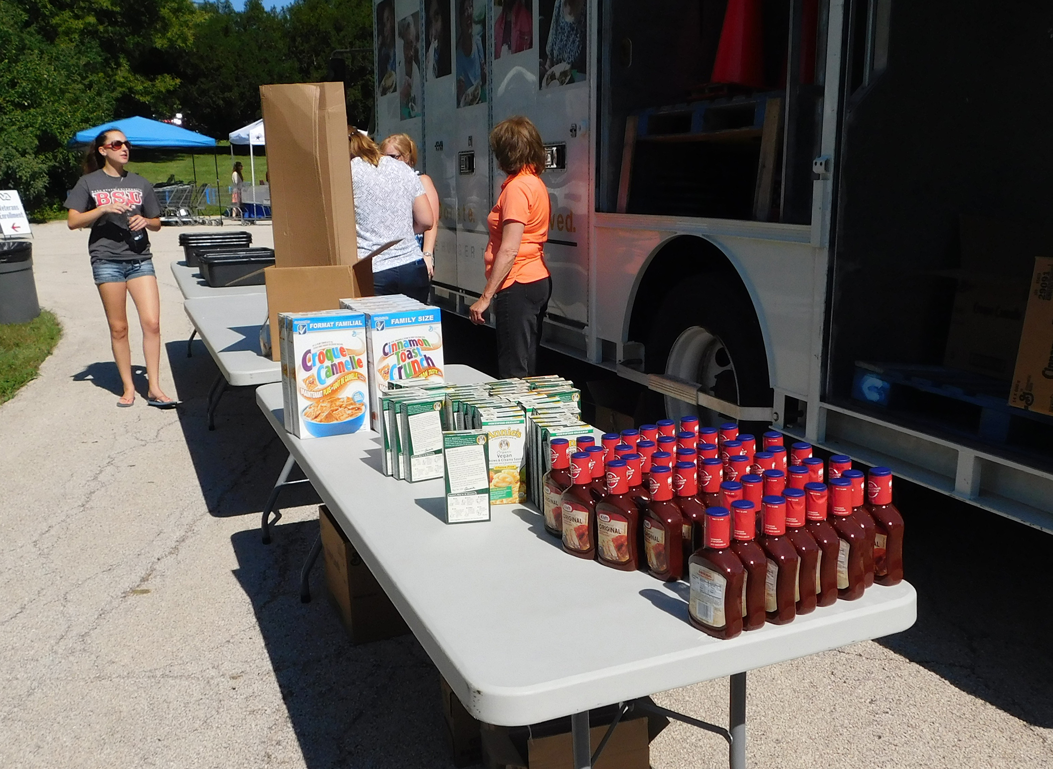 Winnebago County Food Pantry