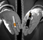 Survey: Half of Illinois high school students report using e-tobacco