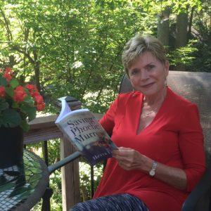 Author Herta Feely (Courtesy Herta Feely)