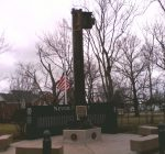 9/11 tower beam brings immediacy to Wauconda site
