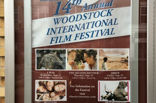 Woodstock film festivals continue to evolve