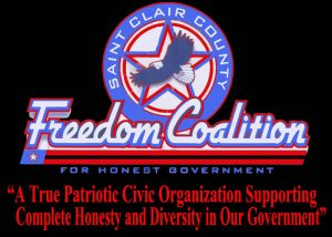 St. Clair County Freedom Coalition logo