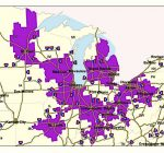 Metro-East may become part of Midwest  'traffic megaregion'