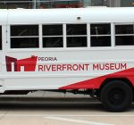 Take a trip back in time with Peoria Historical Society's bus tours