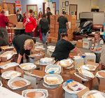 Basket Brigade's fundraiser will help feed 500 suburban families