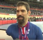 Oswego U.S. Paralympian cyclist adding to his medal collection