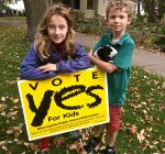 PRIME TIME WITH KIDS:  Playing positive with politics at home