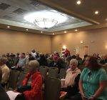 Cary residents air views on Sage, Meyer's plans