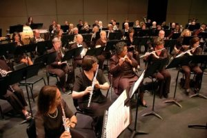 The Prairie Wind Ensemble will perform at the Illinois Central College Performing Arts Center in East Peoria on Oct. 14. (Photo courtesy of Prairie Wind Ensemble)