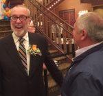 Aurora, Mayor Tom Weisner share farewells as he steps down