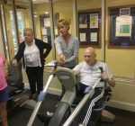 Senior community promotes physical activity to help residents bloom