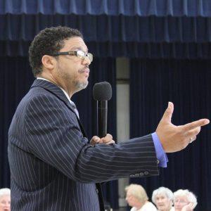 Sherman Jones, Mayor of Broadview. (Sherman Jones photo)
