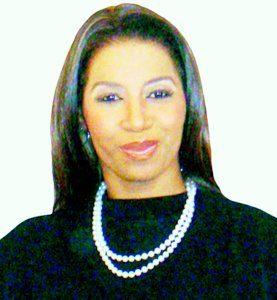 D92 school board President Princess Dempsey