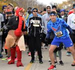 Runners make Lincolnwood Turkey Trot a sellout in its 40th year