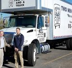 Two Men and a Truck firm draws on veterans' talents to keep on moving