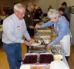 Lazarus House in St. Charles hosts holiday community meal