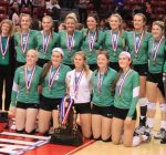 Hornets win state volleyball crown