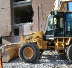 Cook County demolishing jail buildings