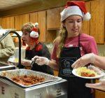 Festive meal builds community in Barrington