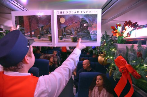 Polar Express now boarding in Chicago area for family holiday fun