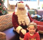 Volunteers give St. Jude patients and families Christmas cheer