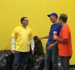 Volunteers make Community Harvest a success