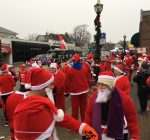 Crystal Lake Kiwanis Santa Run is a holly-jolly time for all