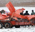 Investigation underway into cause of plane crash that killed Sherman