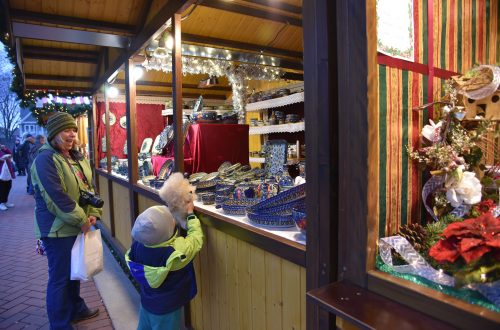 The Christkindlmarket comes to town in Naperville