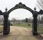 Wrought iron gates give Sycamore's Civil War-era cemetery a claim to fame
