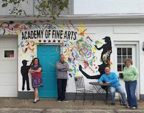 Spacious home gives new life to Pekin Academy of Fine Arts