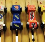 Pinewood Derby exciting time for special education students